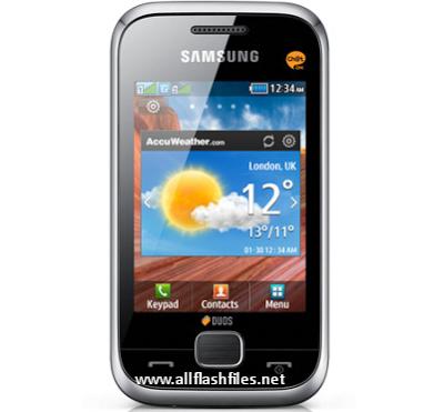 Samsung gt c3312 software update